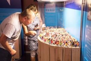 Èxit de l'exposició ClickPatum, que ja supera els 2.000 visitants