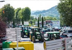 Els pagesos de la Catalunya central denuncien haver perdut gairebé 93.000 euros en ajuts aquest 2016