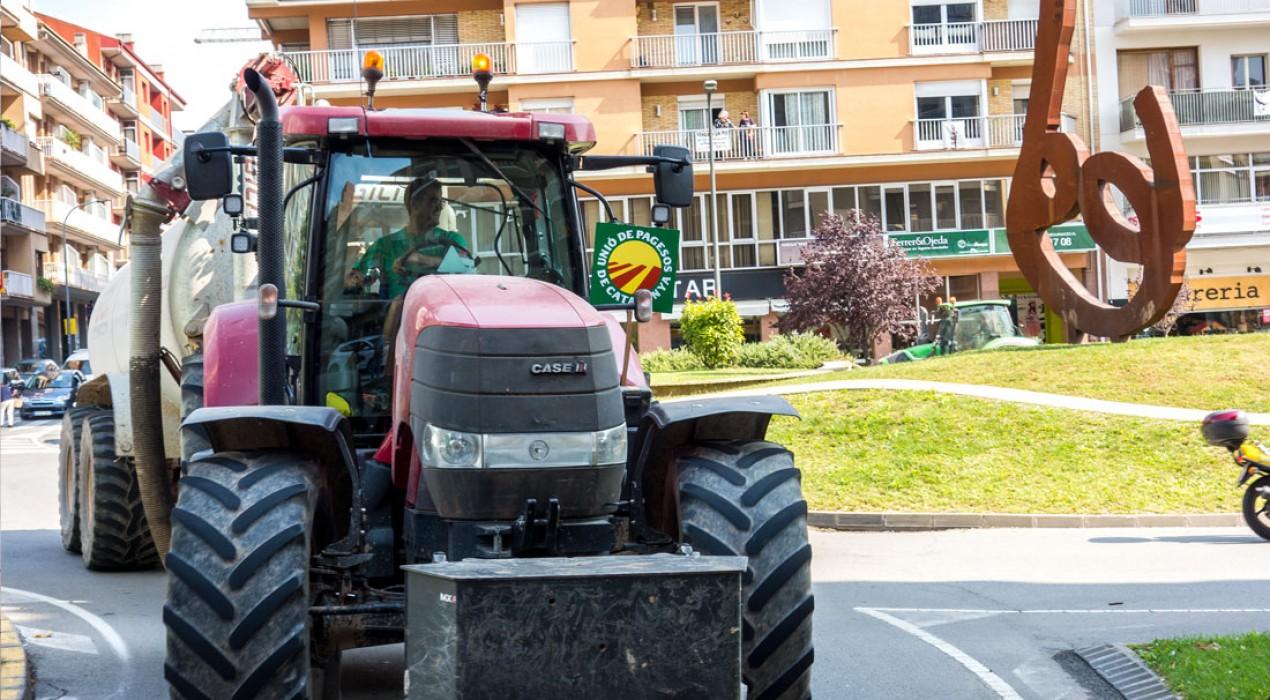 El Departament d'Agricultura compensa amb 719.417 euros a 213 pagesos del Berguedà