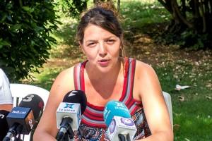 """Montse Venturós: """"És el moment d'avançar a pas ferm i valent per alçar un nou país"""""""