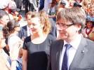"""Carles Puigdemont: """"La Patum impressiona"""""""