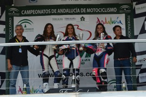 Sara Sànchez guanya la Women's Open Cup Yamaha R3