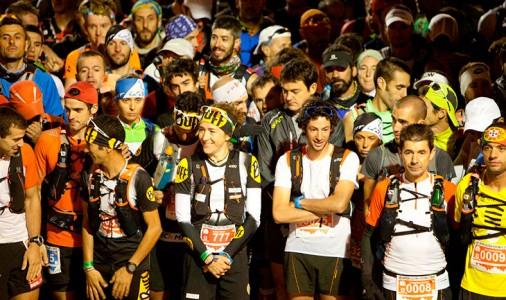 Gairebé 3.000 atletes d'uns 50 països disputen l'Ultra Pirineu aquest cap de setmana; max-width:100%;