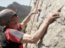 Teodoro Lozano, l'avi de Gironella que escala muntanyes als 93 anys