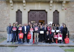 28 establiments del Berguedà reben l'acreditació com a Punts d'Informació Turística