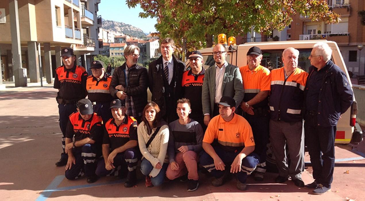 Neix al Berguedà la primera Associació Comarcal de Protecció Civil de Catalunya