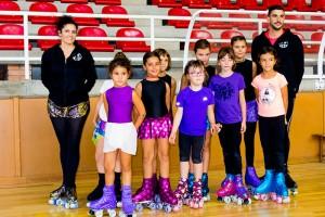 Neix a Gironella el Club Patí Berguedà, el primer club de patinatge artístic de la comarca