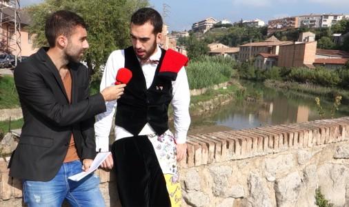 L'Hereu de les Comarques Barcelonines torna al seu poble, Gironella; max-width:100%;