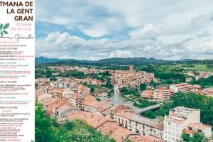 Torna la Setmana de la Gent Gran de Gironella, amb la salut i el benestar com a eix central