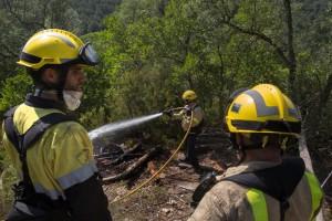 El Berguedà és la comarca de Barcelona que ha patit menys incendis aquest estiu