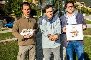 Gósol vol reivindicar el pèsol negre com a producte local i singular del Berguedà