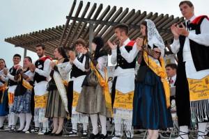 La pubilla i l'hereu de Catalunya es decidiran a Puig-reig el proper diumenge 23 d'octubre