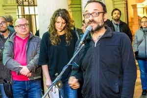 """Benet Salellas creu que la Fiscalia no es rendirà i """"farà el possible"""" per portar Venturós al banc dels acusats"""