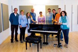 El projecte Superfilharmònics creix i ja acosta l'orquestra a uns 250 nens i nenes del Berguedà