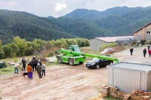 L'ACA respecta els veïns de Borredà i no començarà les obres de la depuradora fins que s'hi hagi reunit