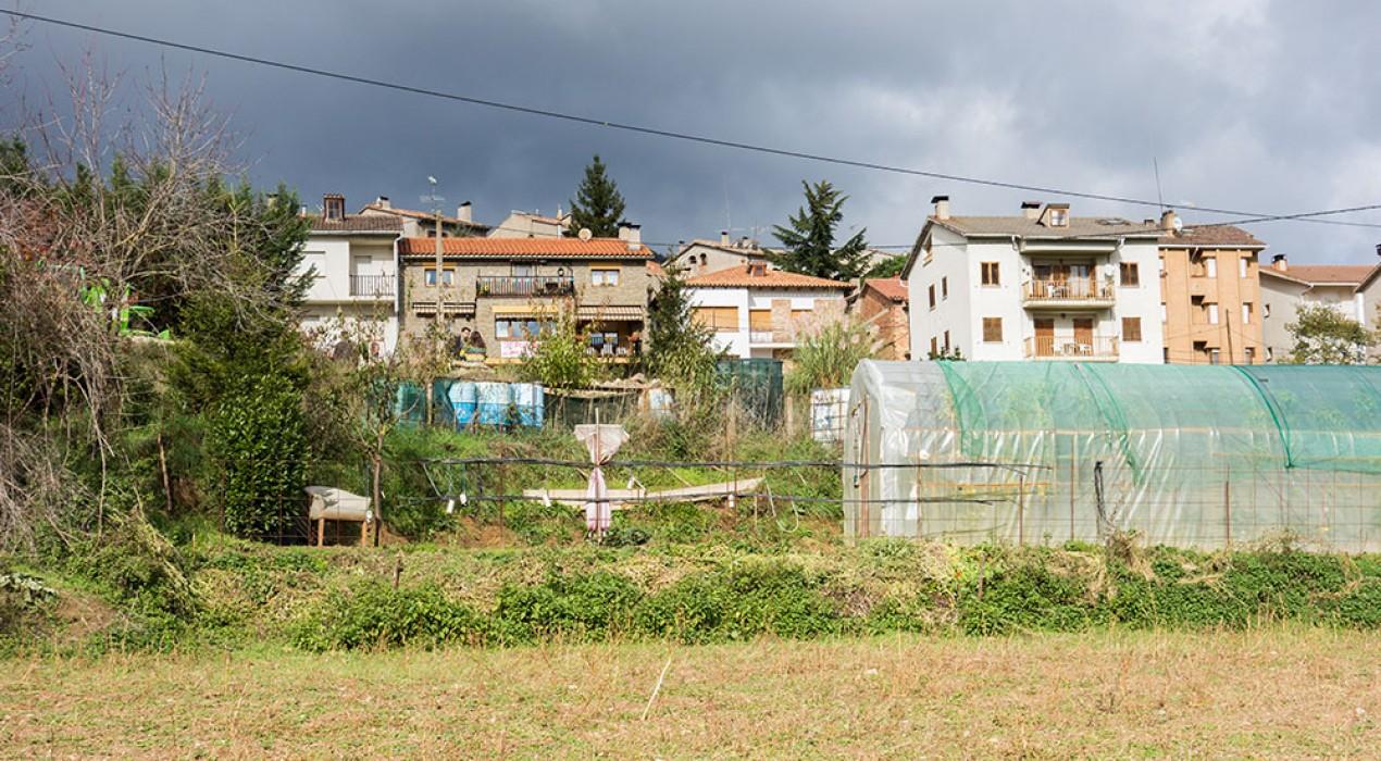 Borredà celebra l'inici de les obres de la depuradora, vuit mesos després de barrar el pas a l'ACA