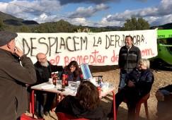 L'ACA acorda amb Borredà construir la depuradora coberta però sense allunyar-la del poble