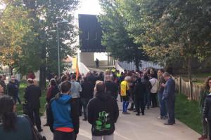 Primera resposta del Berguedà a la sentència: dilluns, a les 8 del vespre, concentració als jutjats de Berga