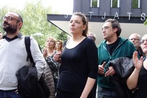 Montse Venturós declara i queda en llibertat amb càrrecs però sense mesures cautelars