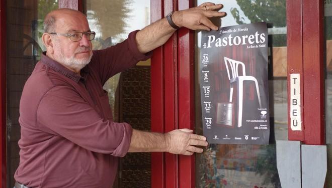 Els Pastorets de l'Ametlla de Merola exigeixen un teatre digne i una platea sense cadires de plàstic