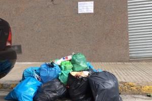 El govern de Berga nega haver estat informat pel Consell Comarcal del canvi de contenidors