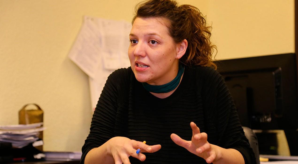 Montse Venturós (CUP): 'El que estem a punt de fer amb l'hospital hauria de ser un exemple per a tot el país'