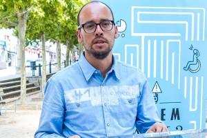 Les obres a la plaça de l'Estació i la nova parada d'autobusos, la gran aposta de Gironella pel 2017