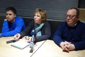ERC de Berga troba a faltar més diàleg de l'equip de govern amb l'oposició