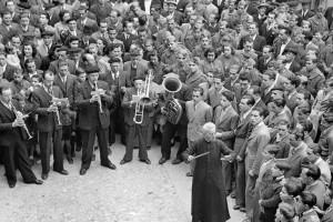 L'AquíBerguedà dedica el calendari 2017 a Francesc Escobet i les seves fotografies de la postguerra a Berga