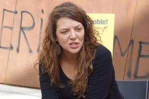 Ajornada de nou l'entrevista dels lectors de l'Aquí Berguedà a Montse Venturós