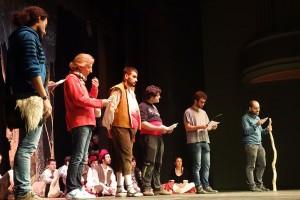 La Farsa dedica quinze garrofes dels Pastorets d'aquest any a Montserrat Minoves