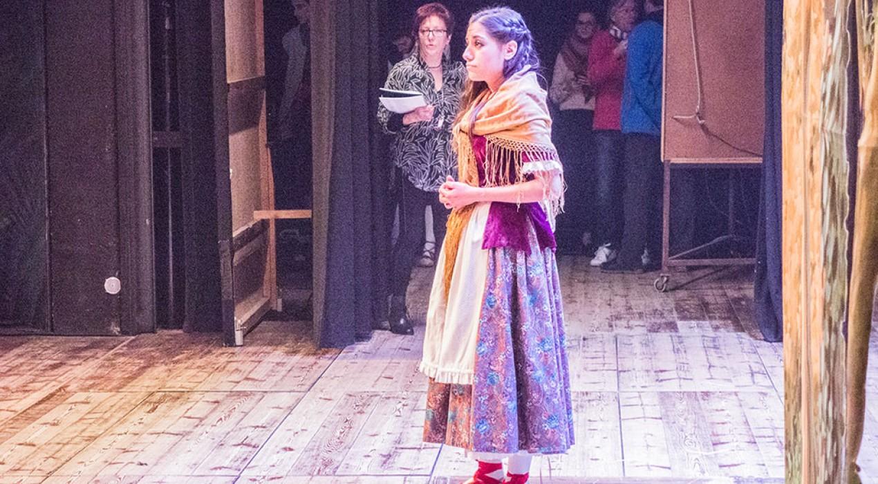 Els Pastorets de la Farsa, l'espectacle que no es veu des de platea