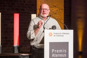 L'Associació Cultural Esplai, de l'Ametlla, premi a la Capacitat d'Innovació als Premis Ateneus 2016
