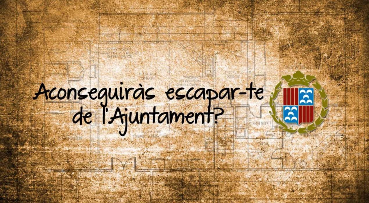 L'Ajuntament de Berga es converteix aquest dimarts en el primer de Catalunya que acull un room escape