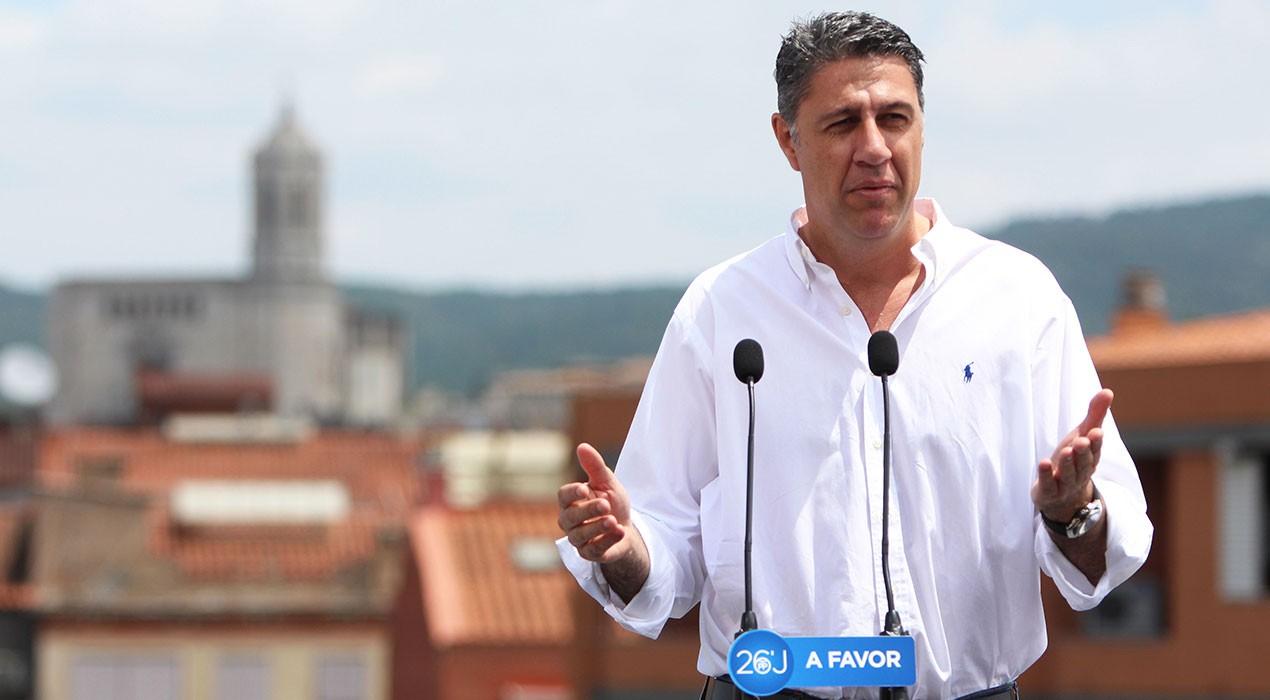 Garcia Albiol denuncia haver estat amenaçat de mort per un usuari de Facebook de Berga