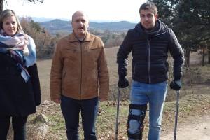 El Berguedà destinarà 1,35 milions d'euros a la millora 45 camins de pagès entre el 2017 i el 2019