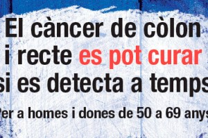 Berga acull tres xerrades aquest gener per detectar a temps el càncer de còlon