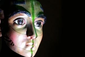 Els caps de la parella vella dels Nans Nous de la Patum es digitalitzen en 3D a partir d'aquest dijous