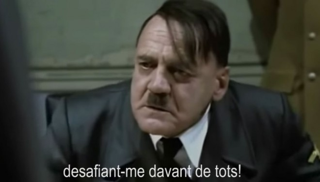 El conflicte dels Plens de la Patum, segons Hitler