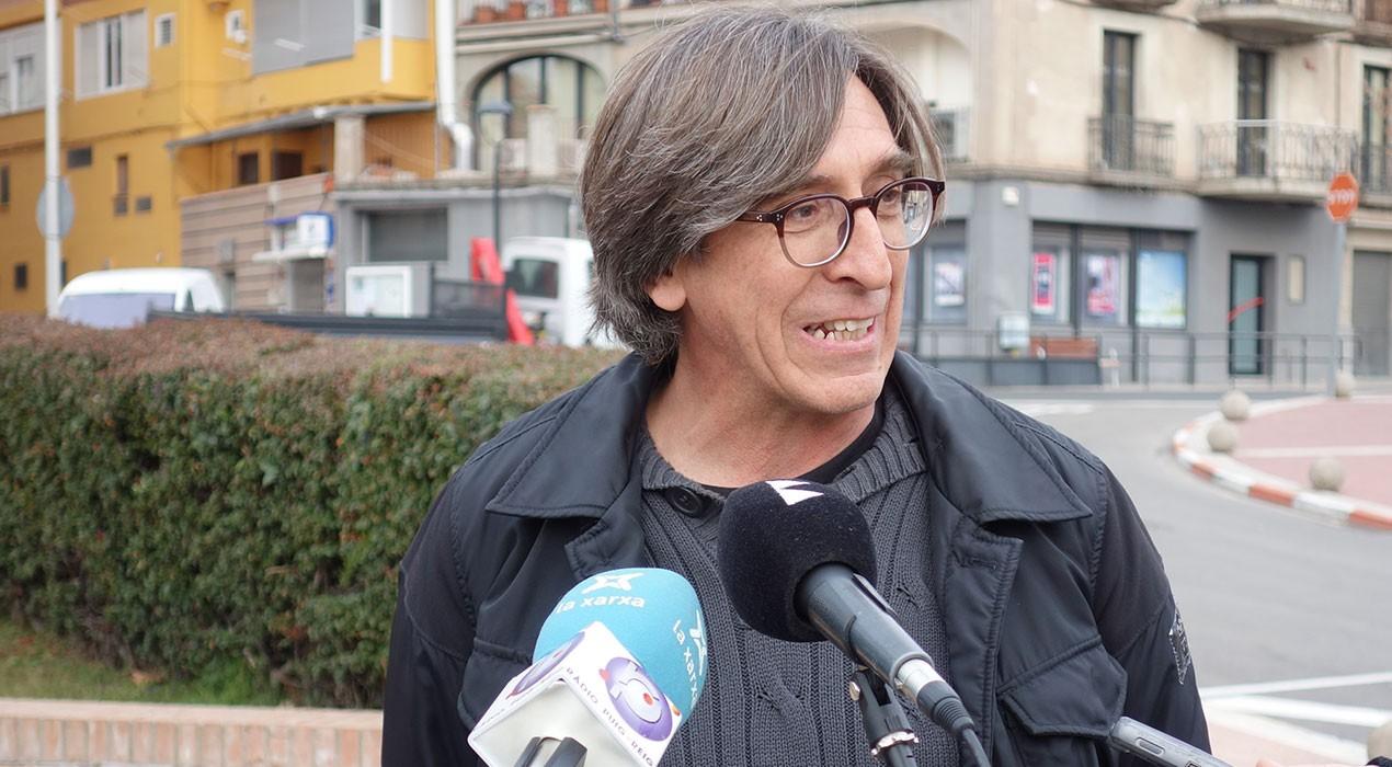 Josep Maria Altarriba confirma que optarà a la reelecció com a alcalde de Puig-reig