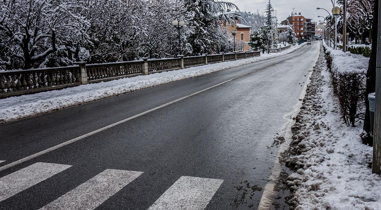 La previsió de més nevades al Berguedà aquest divendres obliga a mantenir en alerta el pla NEUCAT