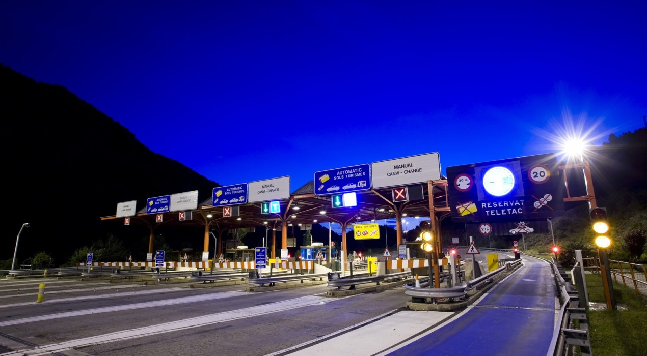 Les pujades del 2018 consoliden els peatges del túnel del Cadí i Manresa com els més cars del país