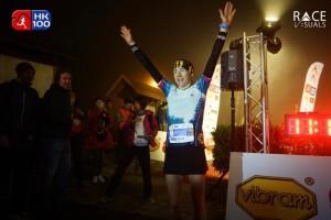 Núria Picas estrena la temporada guanyant la Vibram Hong Kong 100