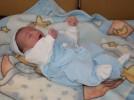 Neix el primer nadó del Berguedà del 2017