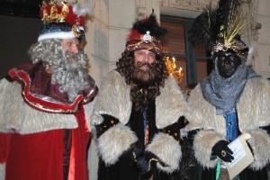 Restriccions especials de trànsit durant la Cavalcada de Reis de Berga