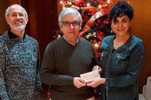 Rotary Berguedà aporta 4.605 euros a la rehabilitació d'una casa d'acollida per a dones en risc d'exclusió