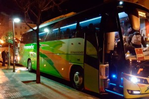 Més de 800 persones de 13 pobles del Berguedà aprofitaran els autocars de Patum per arribar a Berga per Corpus