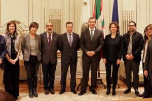Bagà es presenta al País Basc com un exemple en estratègies per promocionar-se a Europa