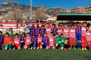 El FC Barcelona guanya el Torneig Ciutat de Berga després d'una increïble semifinal contra el benjamí A del CE Berga