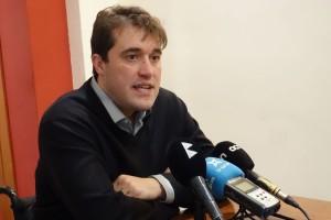 """David Bonvehí: """"El PDeCAT ha de treballar per recuperar l'alcaldia a l'Ajuntament de Berga"""""""